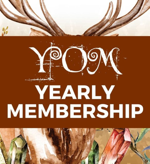 YOM 2019 - Nicole Cody's Membership Group  - Annual Subscription YOM2019YM