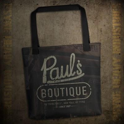 Paul's Boutique New York Vintage Tote bag