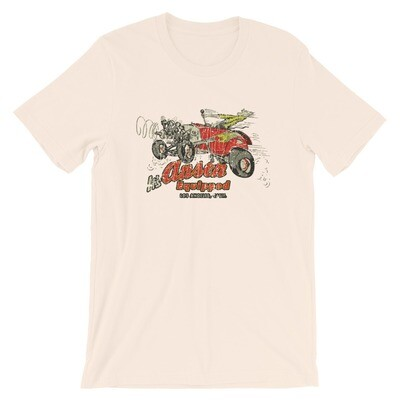 Ansen Equipped Vintage Hot Rod T-Shirt