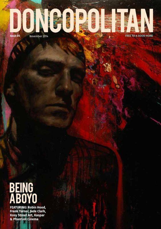 Doncopolitan Issue 5