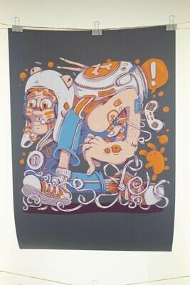 Conal Deeney A2 Prints