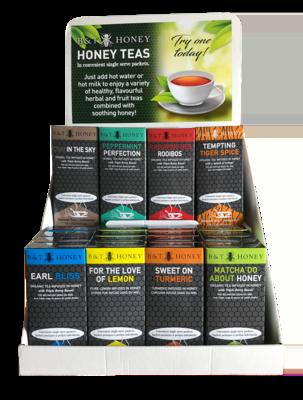 B&T Honey Shots Display Kit