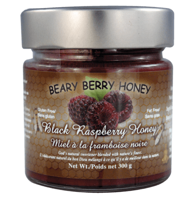 Black Raspberry Honey (300 g)
