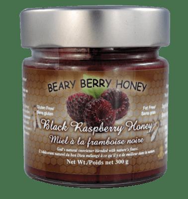 Black Raspberry Honey (300 g)