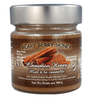 Cinnamon Honey (300 g)