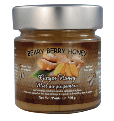 Ginger Honey (300 g)