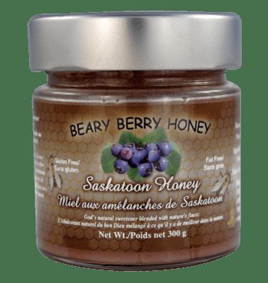 Saskatoon Honey (300 g)