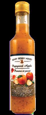 Poppyseed Apple Vinaigrette
