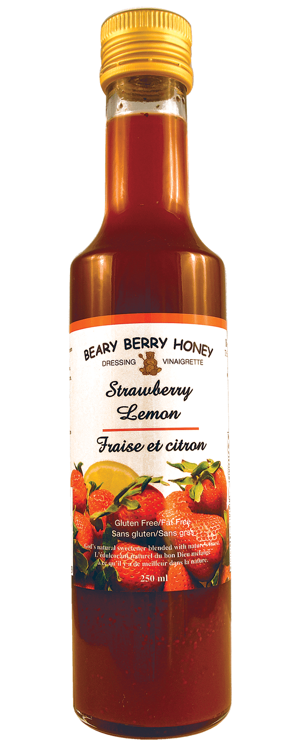 Strawberry Lemon Vinaigrette