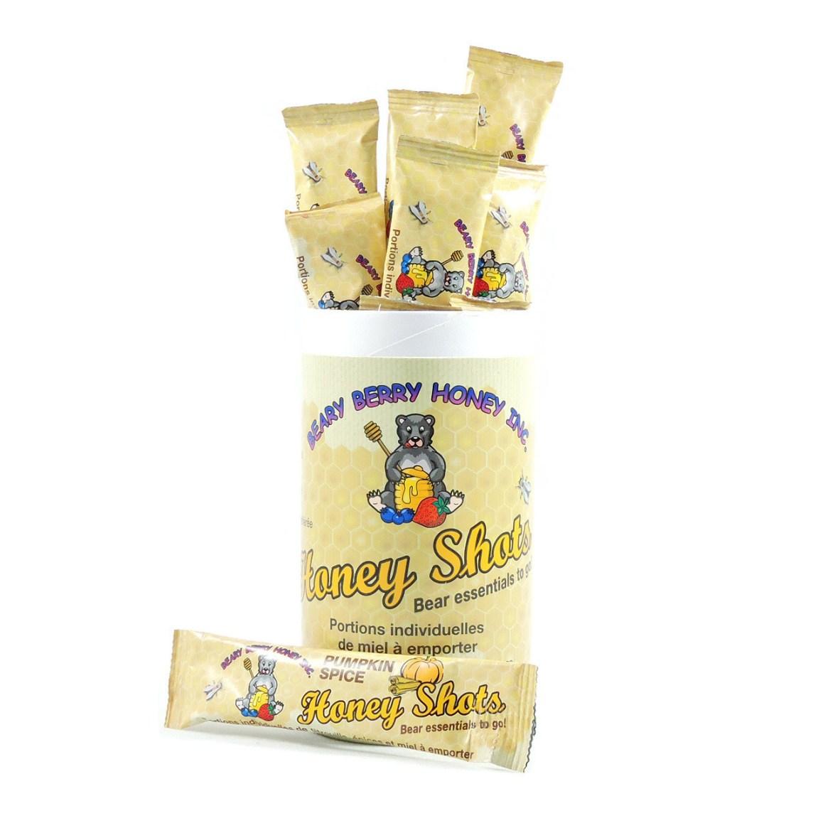 Assorted Honey Shots