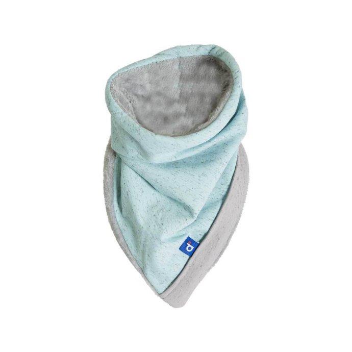 Snood pour enfant souple et doux en sweat et polaire 2-5 ans SH-18016-S