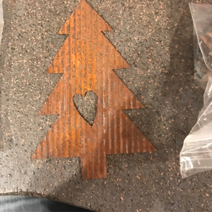 Rustic Tree - Heart