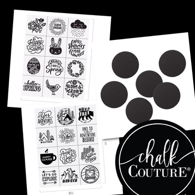 Chalk Couture Sample Kit