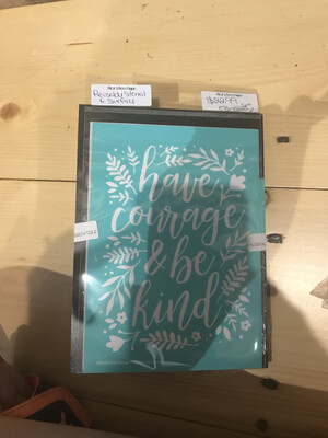 Board & Base Have Courage