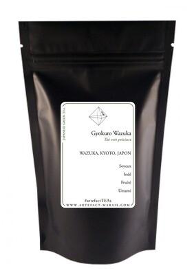 Gyokuro Wazuka [Thé vert du Japon] : Paquet de 25g