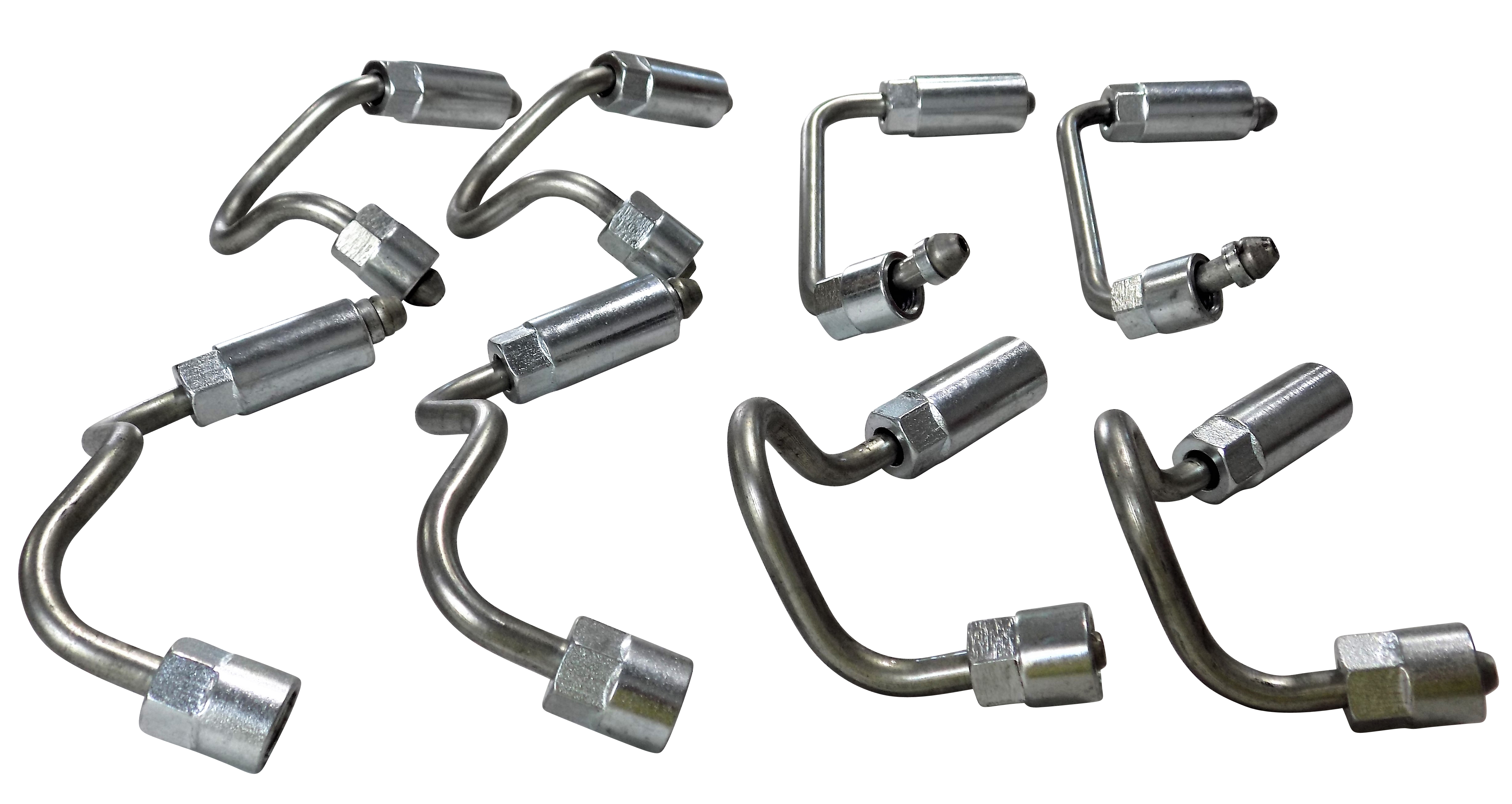 Fuel Rail Injector Lines For 5 6 6l Lly Duramax