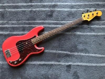 Fender Pino Palladino Precision Bass Relic.