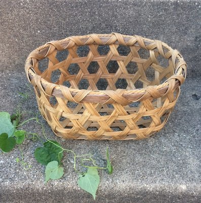 Hexagonal Weave Basket: Saturday March 7, 2020. 2:30-6:30 PM.