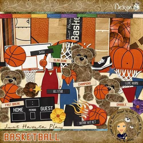 Just Haveta Play Basketball