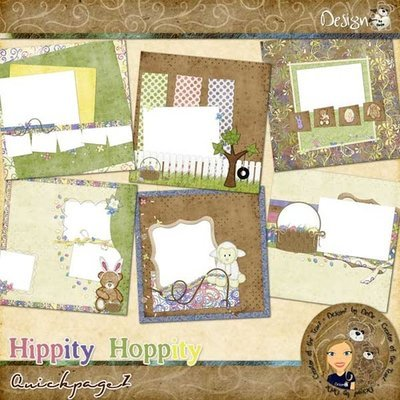 Hippity Hoppity: QuickpageZ