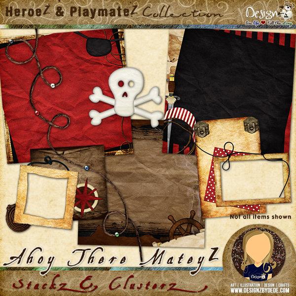 Ahoy There MateyZ | StackZ & ClusterZ