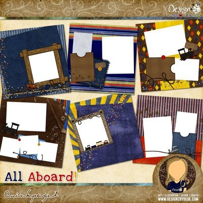 All Aboard! | QuickpageZ