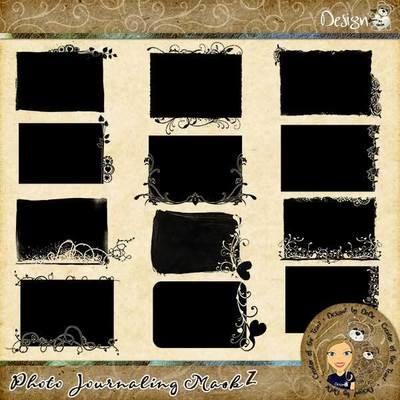 Photo Journaling MaskZ