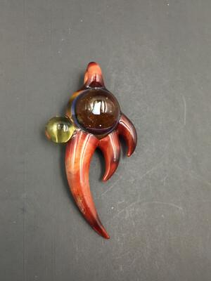 Dosh Red Amulet