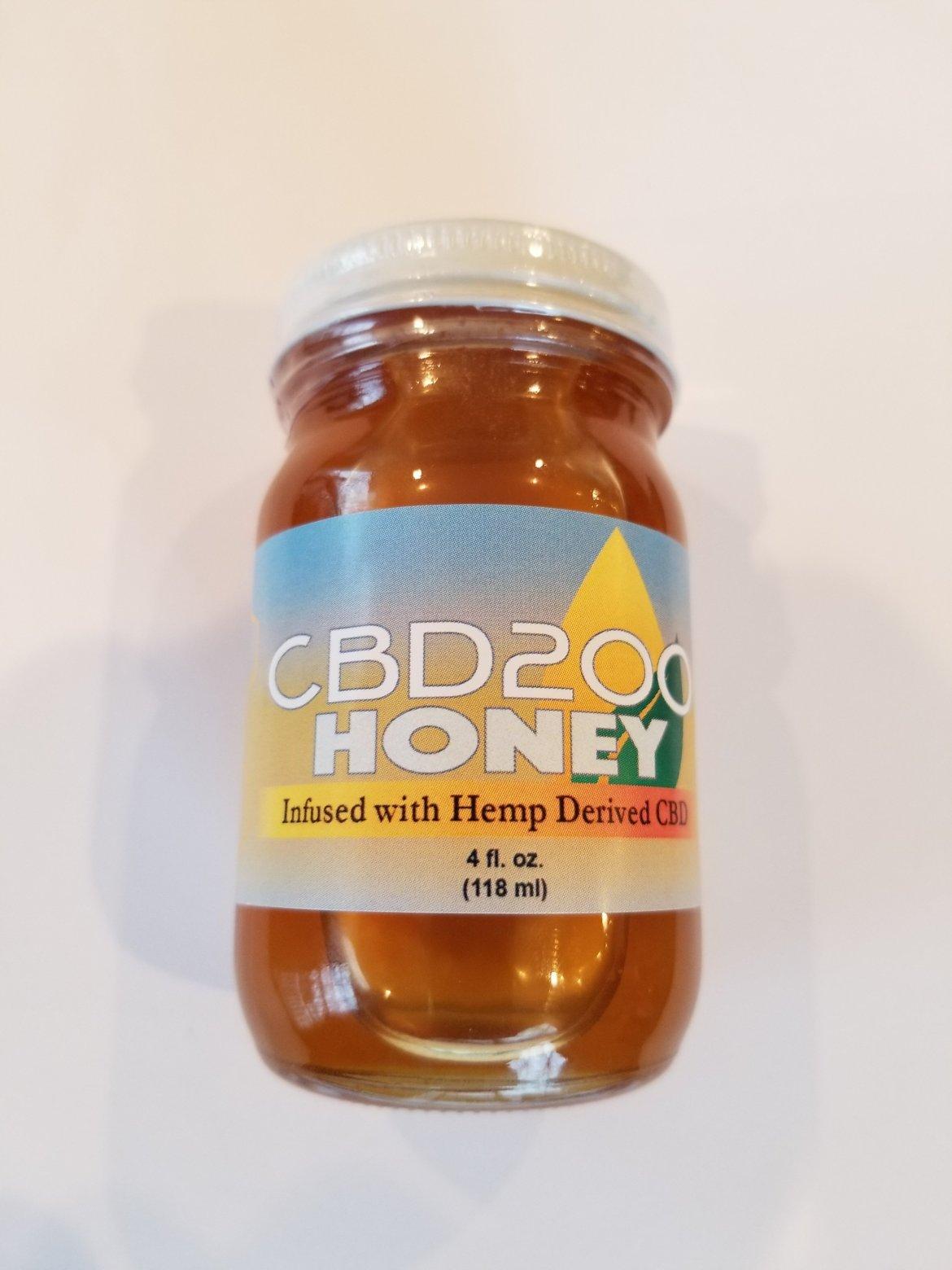 CBD Honey - 200mg 10017