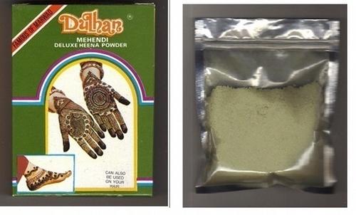 Dulhan Henna 100gm+ Indigo 4 oz Pack 40