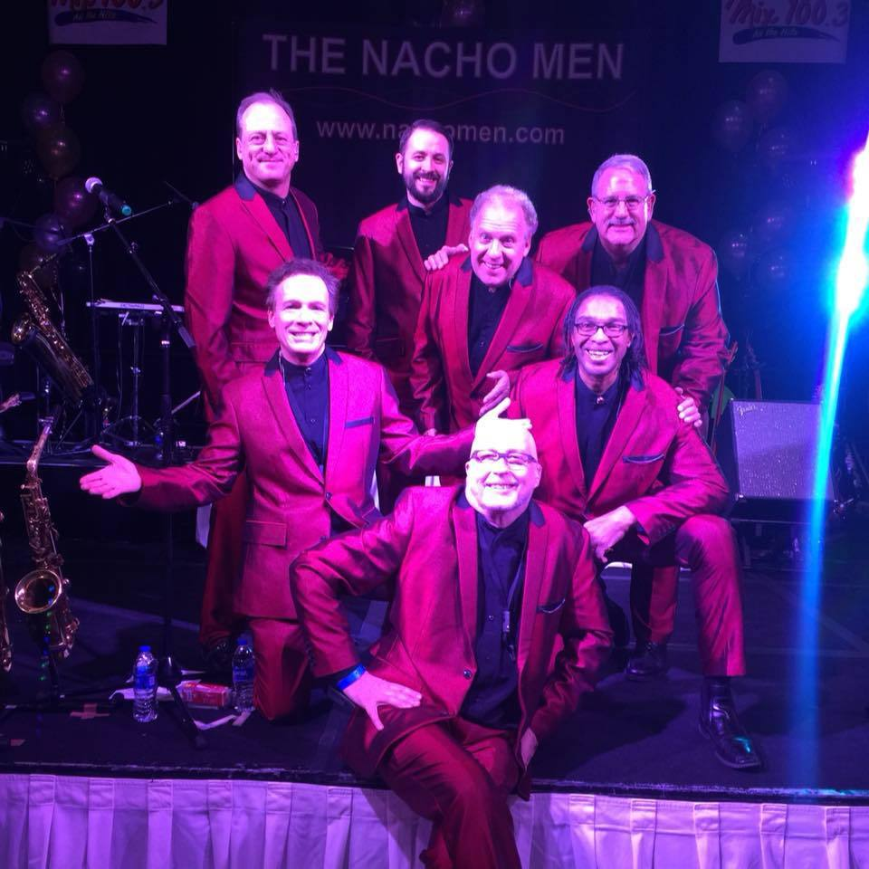 Nacho Men - May 4 2019 - 7:30pm 01404