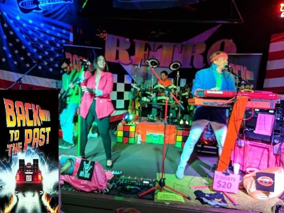 "Retro ""80's Tribute Band"" – July 26 2019 – 7:30pm 01409"