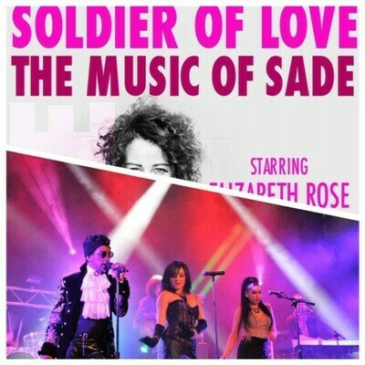 """Soldier of Love """"Sade Tribute"""" & Paizley Park """"Prince Tribute – Aug 16 2019 – 7″30pm"""