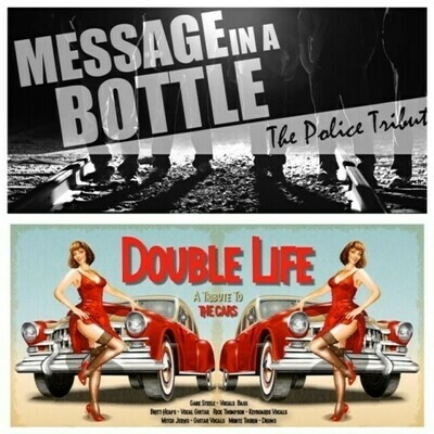 Message In A Bottle & Double Life – Nov 1 2019 – 7:30pm