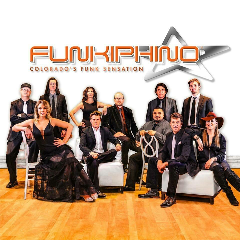 Funkiphino – Nov 8 2019 – 7:30pm