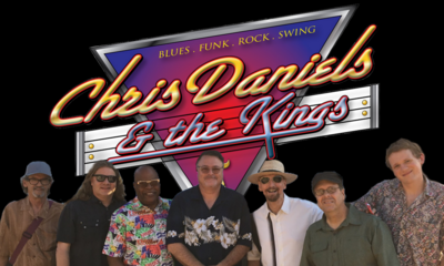 Chris Daniels & The Kings – Nov 23 2019 – 7:30pm