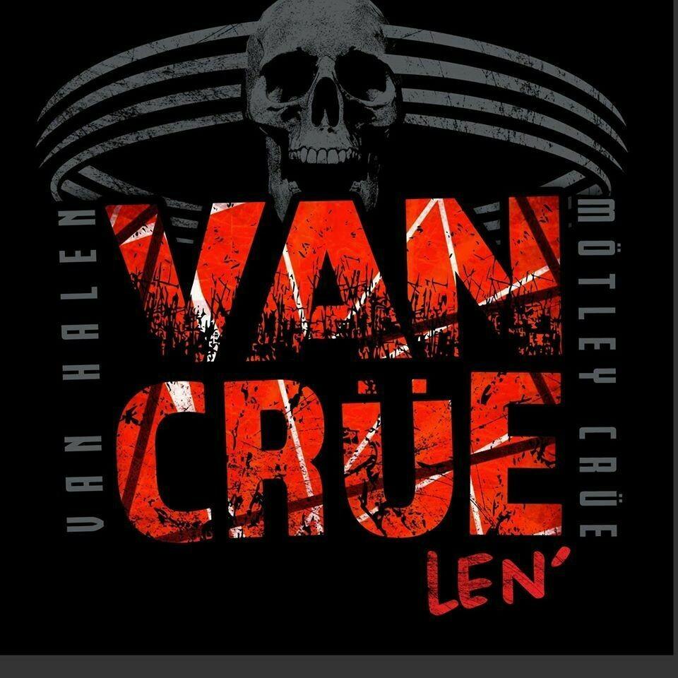 """Van Crulen' """"A Tribute to Van Halen & Motley Crue"""" – Feb 15 2020 – 7:30pm"""