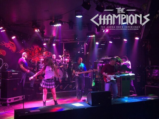 The Champions – March 21 2020 – 7:30pm