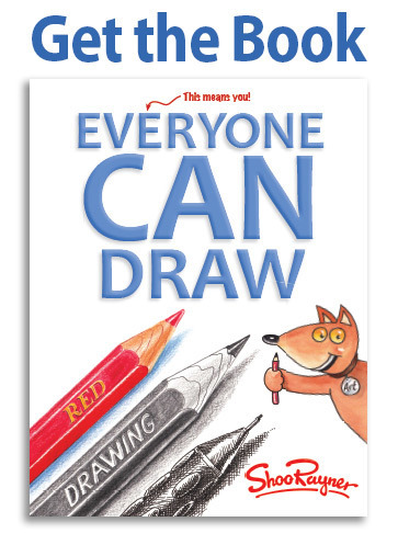 Everyone Can Draw Signed with Free Poster 00000