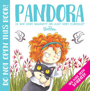 Pandora - Signed book and Free Poster!