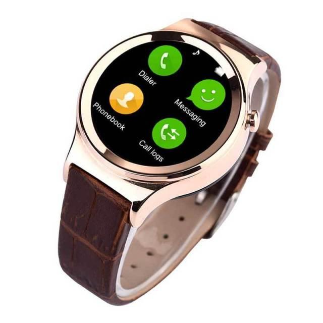 Круглые умные часы Т3 Smart Watch 00717