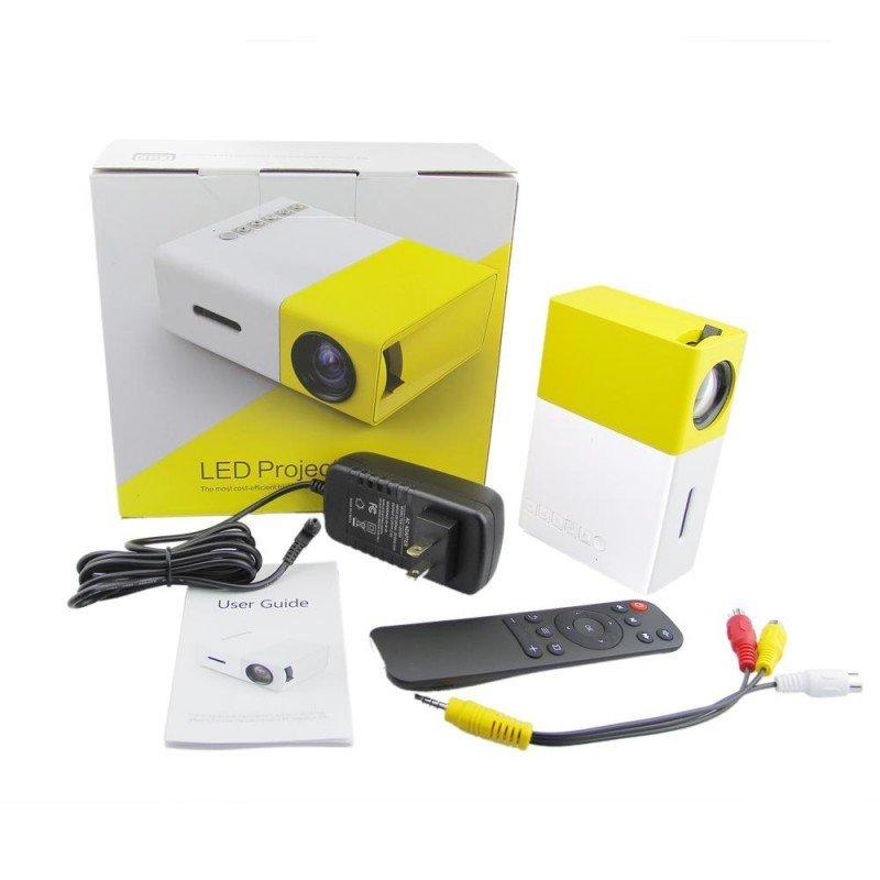 Мини-проектор Led Projecto 1155901