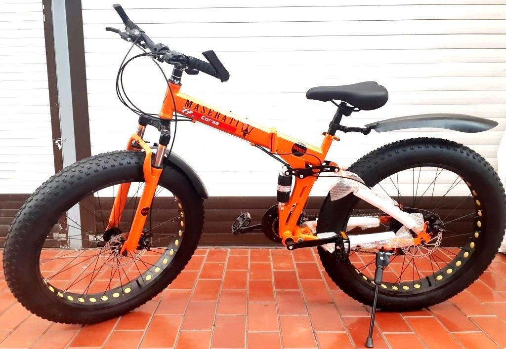 Велосипед фэтбайк M26 997897495516