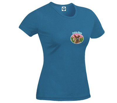 Little Belle T-shirt 'Feel the magic' - Logo SMALL