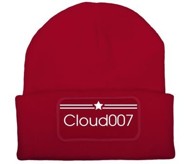 Hat Cloud007 Red