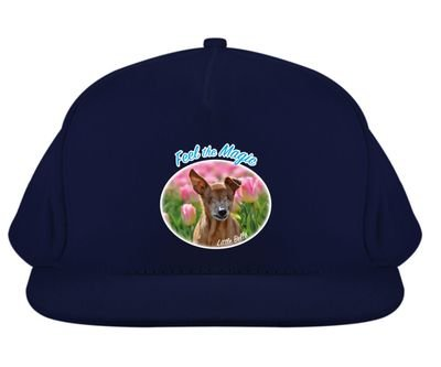 Cap Little Belle 'Feel the Magic' Blue