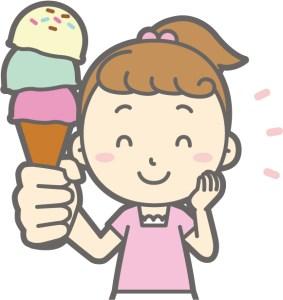 アイスクリーム、頭痛