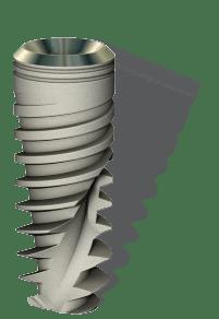 Structure d'un implant dentaire eric crichton cabinet implantologie le vesinet yvelines paris