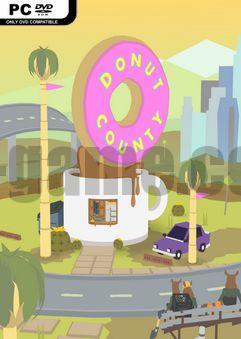 تحميل لعبة donut county للكمبيوتر