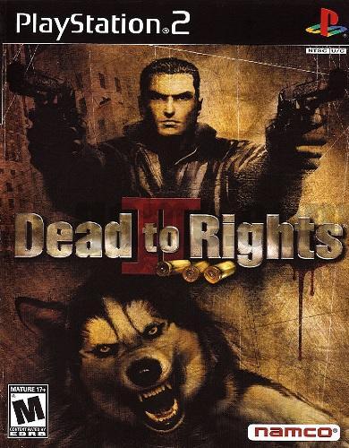 تحميل لعبة Dead To Rights Ii بلاي ستيشن 2 Dr Games